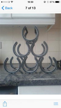 Unique Horseshoes