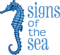 Signs of the Sea